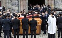 Koreans bid farewell to Cardinal Nicholas Cheong Jin-suk