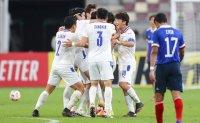 Suwon rally past Yokohama to advance to AFC Champions League quarterfinals