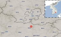 2.1 magnitude quake hits southeastern Korea, no damage reported
