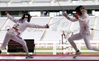 Kim Se-hee finishes 11th in modern pentathlon