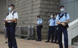 Guilty verdict in first trial under Hong Kong security law