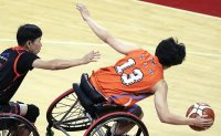 Hang time on wheelchairs [PHOTOS]