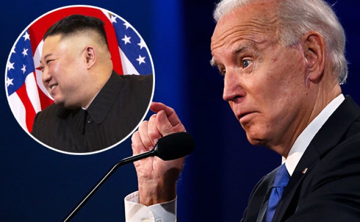 Biden says will meet North Korean 'thug' if he agrees to reduce nuclear capacity
