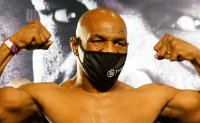Over 50, Mike Tyson, Roy Jones Jr. hungry to fight again