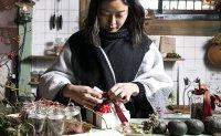 Hanok-themed tea room offers unique herbal blends