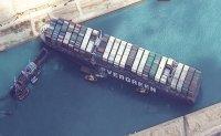 Suez chief cites possible 'human error' in ship grounding