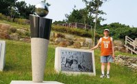 US writer traverses Korea collecting important stories old and new