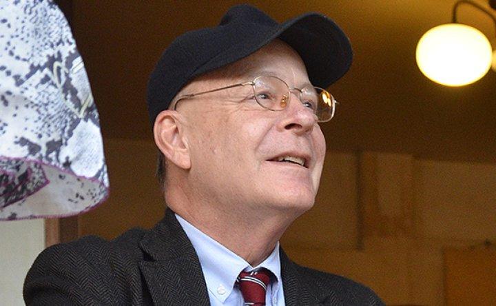 Farewell Peter Bartholomew, defender of Korea's heritage