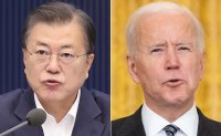 Moon to hold first summit with Biden on May 21: White House