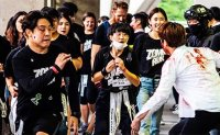 Zombies to run amok at Seoul's Lotte World Tower