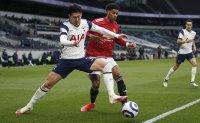 Tottenham's Son Heung-min ties Premier League career high with 14th goal of season