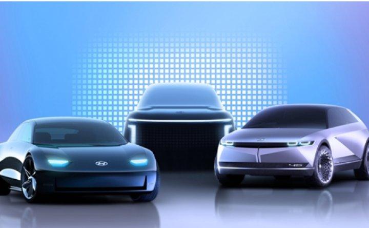 Hyundai to launch 3 EVs under IONIQ brand