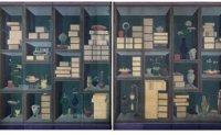 Late US scholar ventures deep into Korean traditional painting 'chaekgeori'