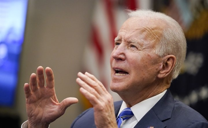 Biden administration condemns hate crime against Asian Americans