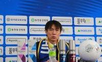 A legend returns to the K-League