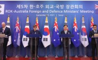Korea, Australia reaffirm commitment to Indo-Pacific stability