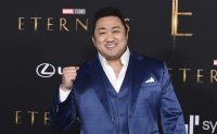 Ma Dong-seok uses his boxing skills to re-create Gilgamesh in 'Eternals'