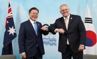 Korea, Australia to deepen ties on low-carbon energy use