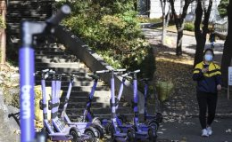 More universities set to ban e-scooters on campuses