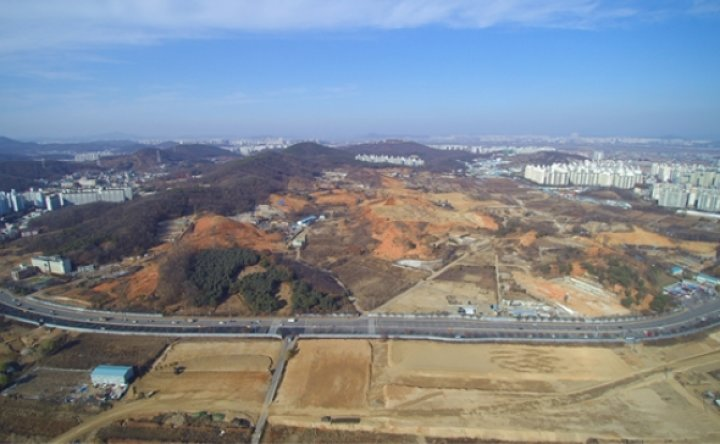 Calls growing against apartment construction near Joseon-era royal tomb