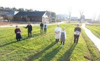Maeil's Sangha Farm welcomes visitors with activities
