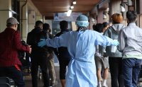 Chinese hired by geriatric hospital after hiding virus infection