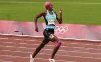 Shaunae Miller-Uibo of Bahamas wins Olympic women's 400m gold