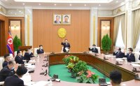 North Korea to hold Supreme People's Assembly session next month: state media