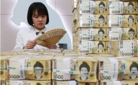 Where have all the 50,000 won bills gone?