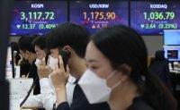 Won-dollar exchange rate faces upward pressure from FOMC, Evergrande