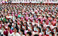 North Korean leader urges support for women in letter to major union of housewives