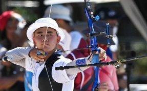 Secret behind Korean double gold medalist's bow: graphene
