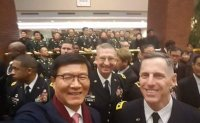 Former US 8th Army commander dies