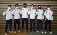 Korean sailing team arrives in Tokyo for Olympics
