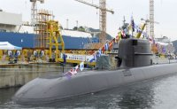 South Korea displays capability to develop nuclear-powered submarines
