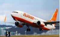 Jeju Air resumes flights to Saipan amid vaccination drive