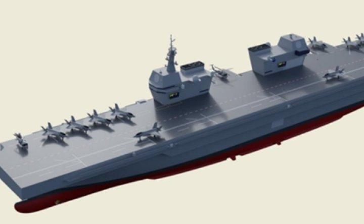 Hyundai, Daewoo in race to win Korea's 1st aircraft carrier order