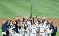 NC Dinos capture 1st Korean Series title
