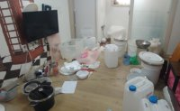 Man busted for making massive amount of illegal drug in Gumi