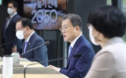 Korea to raise goal of cutting emissions to 40% by 2030