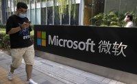 US accuses China of Microsoft hack