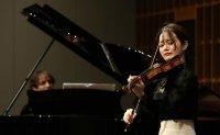 Violinist Kim Bomsori releases 1st album through Deutsche Grammophon