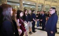 Kim Jong-un calls K-pop 'vicious cancer': report