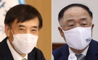 Bank of Korea, finance ministry to clash over post-pandemic policy