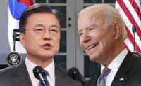 Moon, Biden set for talks on vaccine, economic ties and North Korea