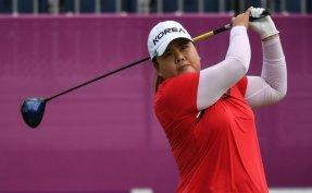 Korean LPGA stars in early contention in women's golf