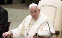 Pope defends deal with China, says dialogue necessary
