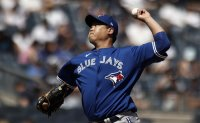 Blue Jays' Ryu Hyun-jin blanks Yankees for 13th win of season