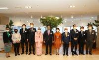 LS invites ASEAN bloc's top envoys for business cooperation