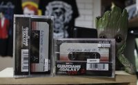 Cassette tapes come back as retro thrives